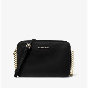 Michael Kors Black Crossbody